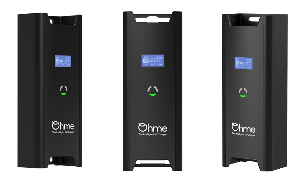 Ohme Intelligent Wall Charger