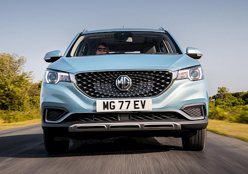Record-breaking month for MG sales