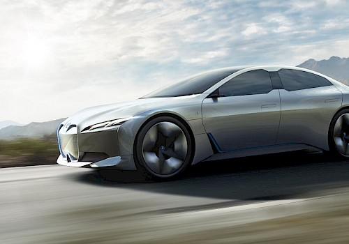 BMW launches its first all-electric saloon – the i4
