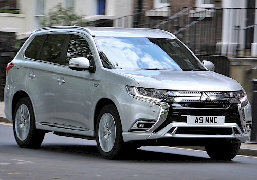 Mitsubishi scrappage scheme offers £4,500 off Outlander PHEV