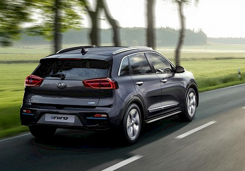 Kia e-Niro gets new high-spec update for 2020