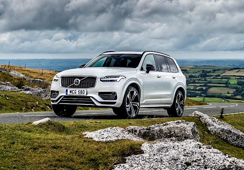 Volvo XC90 crowned Best Electrified 7-seater