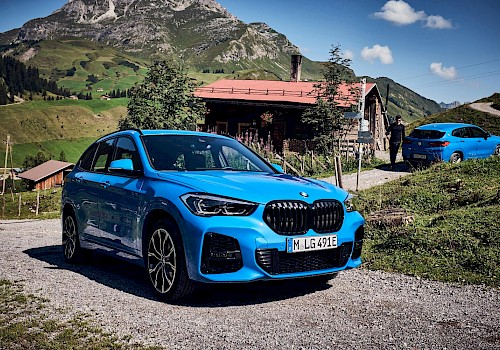 BMW to launch plug-in hybrid X1 and X2