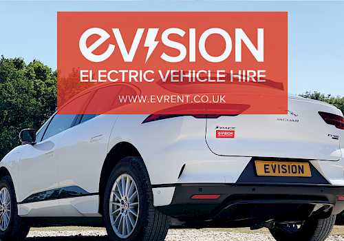 Our partnership with EVision EV rental