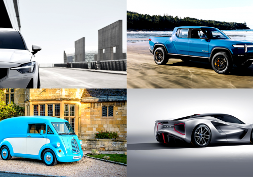 Five electric vehicles we are most excited about in 2020 and beyond