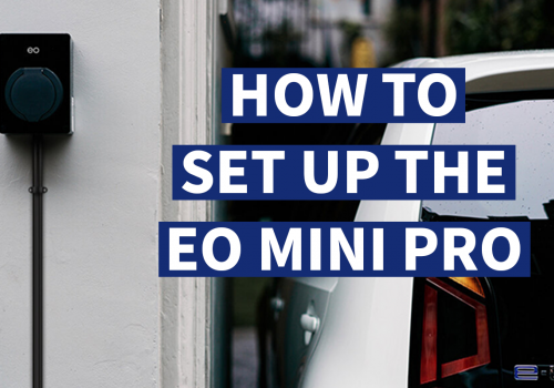 Setup guide – how to set up the EO Mini Pro and app